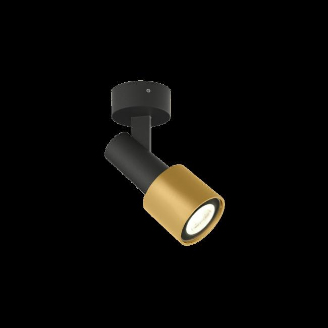 Накладний світильник Wever & Ducre SARA ON BASE 1.0 gold