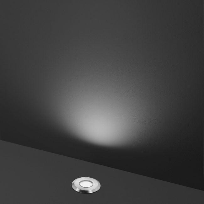 Вбудований світильник HYDROFLOOR PICO SOFT 0,8W