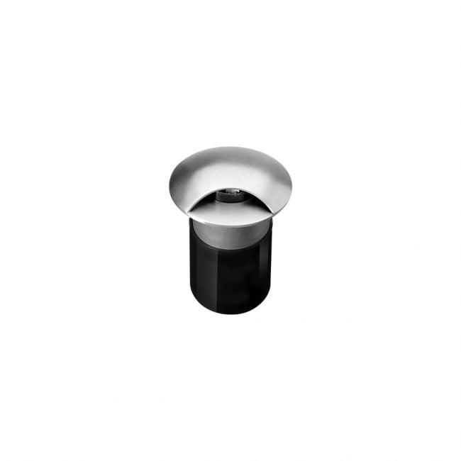 Вбудований світильник HYDROFLOOR MICRO STEEL 01 3W