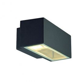 Накладний світильник SLV BOX UP/DOWN антрацит