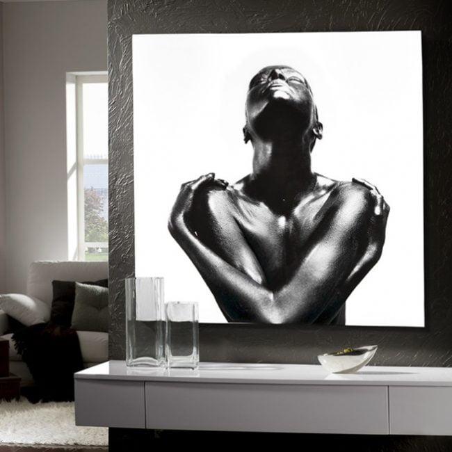Фотографія в склі Schuller Ebano 100x100