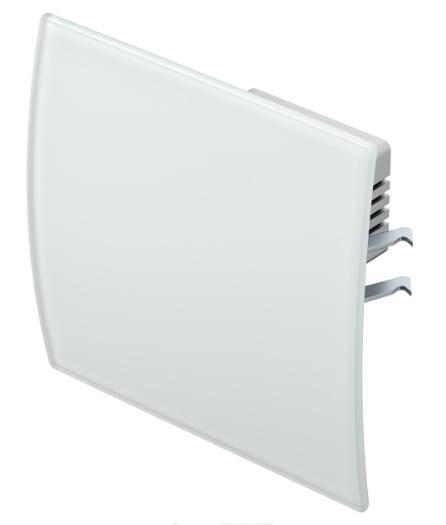 Додатковий безконтактний вимикач, 2 модуля, колір білий EM81GW