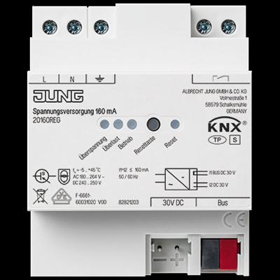 KNX блок живлення , 160 мA