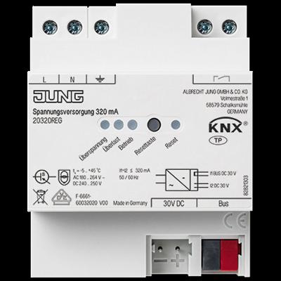 KNX блок живлення , 320 мA