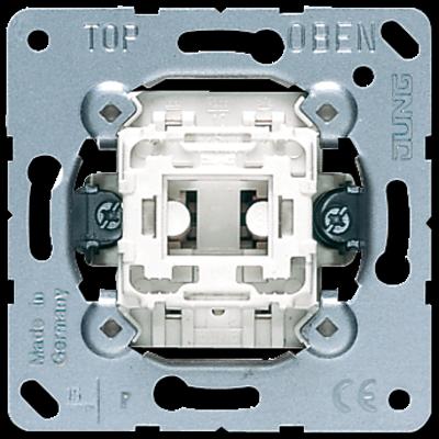 Механізм вимикача 1-кл. 1-пол. прохідного 506U