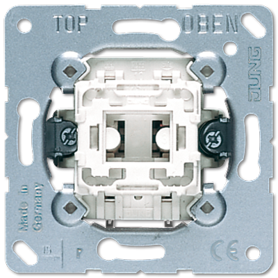 Механізм вимикача дзвінкового 1-кл. 1-пол. НВ 531U