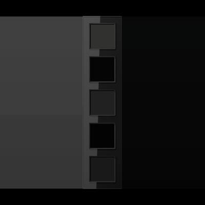 Рамка A Creation 5-на Чорна