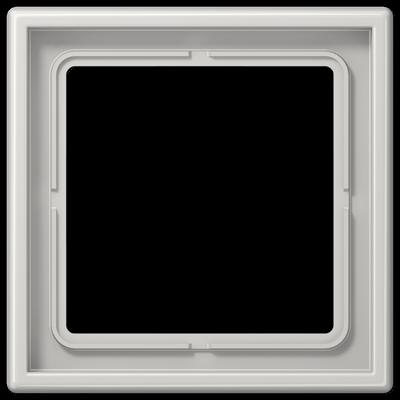Рамка LS990 1-на Світло-сірий