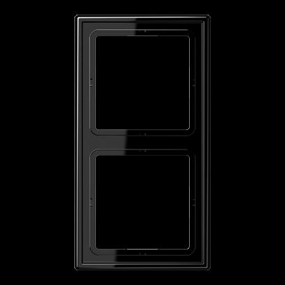 Рамка LS990 2-на Чорна
