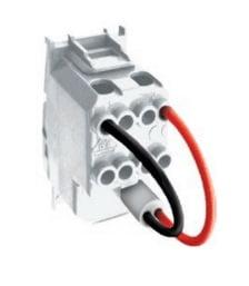 LED лампа для підсвітки білого кольору 230В AC-DC 0,40Вт IA20WH