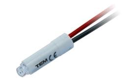 LED лампа для підсвітки білого кольору 24В AC-DC 0,20Вт IA21WH