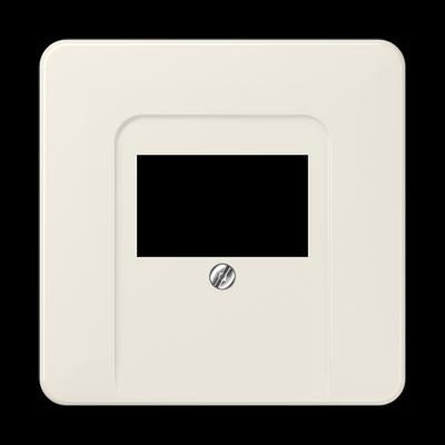 Накладка CD 500 для USB зарядного пристрою Біла