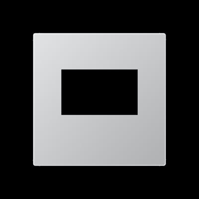 Накладка Серія А для USB зарядного пристрою Біла
