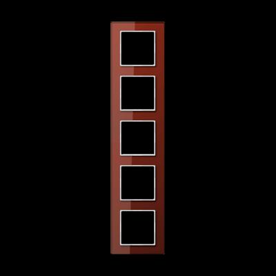 Рамка A Creation 1-на Скло Червоний