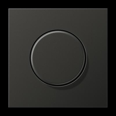 Кришка для поворотно-нажимного світлорегулятора LS990 Алюміній