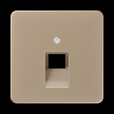 Кришка CD 500 для комп'ютерної розетки UAE Біла
