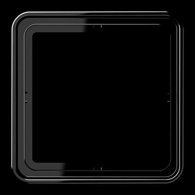 Рамка CD 500 1-на Чорна