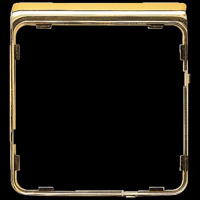 Зовнішня кольорова рамка CD PLUS Світло-сіра