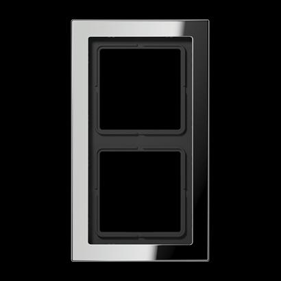 Рамка LS Design 1-на Хром