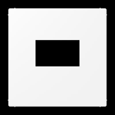 Накладка LS 990 для USB зарядного пристрою Біла