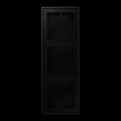 Коробка для накладного монтажу 3-постова LS583AWWM