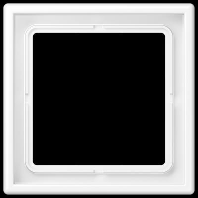 Рамка LS990 1-на Білий матовий