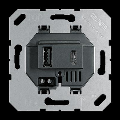 USB зарядний пристрій USB15CAWW