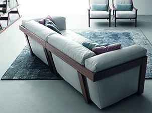 Діван VerDesign Dolcevita Sofa 3STR