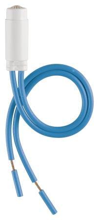 LED лампа для підсвітки синього кольору 230В 0,35Вт EIKON 00936.250.B