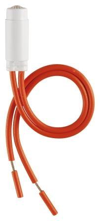 LED лампа для підсвітки червоного кольору 230В 0,35Вт EIKON 00936.250.R