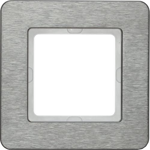 Рамка 1-на Q. 7 Нержавіюча сталь