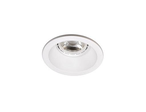 Вбудований точковий світильник Kohl Dawn білий