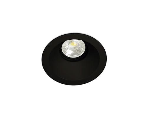 Вбудований точковий світильник Kohl Dip IP65 чорний