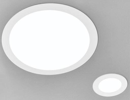Вбудований точковий світильник Kohl K50200 білий