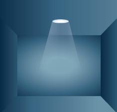 Вбудований точковий світильник Kohl K50203 білий 3000K