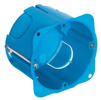 Коробка кругла для порожніх стін 2 модуля EIKON V71701