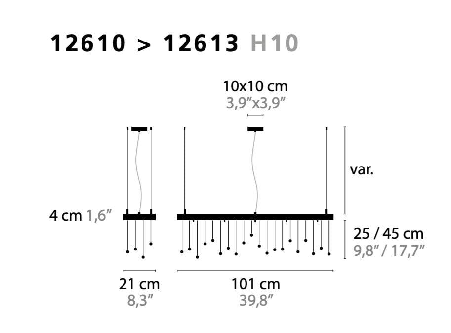 Ilfari Sprankling disk H10